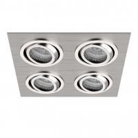Встраиваемый светильник Lightstar Singo 011604R