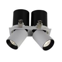 Встраиваемый светодиодный светильник Favourite Finis 2226-2U