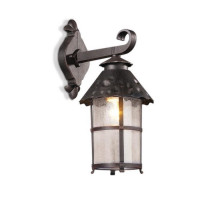 Уличный настенный светильник Odeon Light Lumi 2312/1W