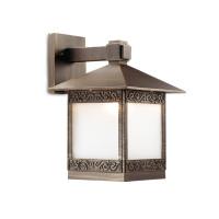 Уличный настенный светильник Odeon Light Novara 2644/1W