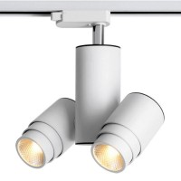 Трековый светодиодный светильник Novotech Zeus 357553