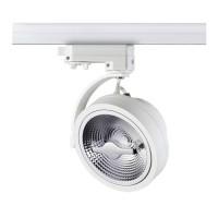 Трековый светодиодный светильник Novotech Snail 357567