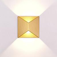 Настенный светодиодный светильник Odeon Light Tibro 3908/10WL