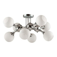 Люстра на штанге Odeon Light Miolla 3972/8C
