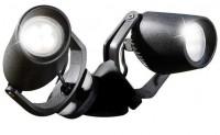 Уличный настенный светодиодный светильник Fumagalli Minitommy 2L 3M1.000.000.AXU1L