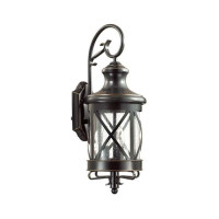 Уличный настенный светильник Odeon Light Sation 4045/3W