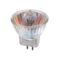 Лампа галогенная G5.3 35W полусфера прозрачная 4607138146943