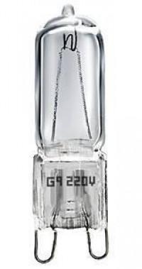 Лампа галогенная G9 40W колба прозрачная 4607138146998