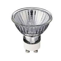 Лампа галогенная MRG-02 GU10 35W полусфера прозрачная 4607176197105