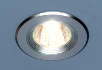 Встраиваемый светильник Elektrostandard 5501 MR16 SS сатин серебро 4690389009129
