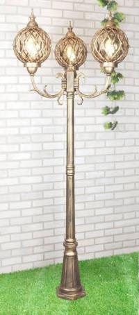 Садово-парковый светильник Elektrostandard Sirius 4690389017407