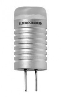 Лампа светодиодная G4 1W 4200K колба матовая 4690389026669