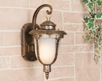 Уличный настенный светильник Elektrostandard Atlas 4690389042751