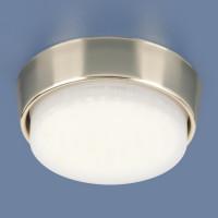 Накладной светильник Elektrostandard 1037 GX53 GD золото 4690389071522