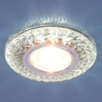 Встраиваемый светильник Elektrostandard 2180 MR16 SB дымчатый 4690389083235