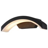Уличный настенный светодиодный светильник Elektrostandard 1671 Techno LED Asteria D 4690389086120
