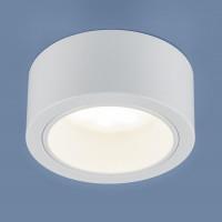 Накладной светильник Elektrostandard 1070 GX53 WH белый 4690389087530