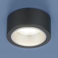 Накладной светильник Elektrostandard 1070 GX53 BK черный 4690389087554
