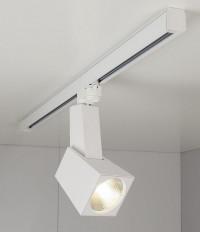 Трековый светодиодный светильник Elektrostandard Perfect белый 38W 4200K 4690389111433