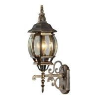 Уличный настенный светильник Arte Lamp Atlanta A1041AL-1BN
