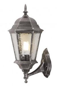 Уличный настенный светильник Arte Lamp Genova A1201AL-1BS