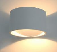 Настенный светодиодный светильник Arte Lamp Cerchito A1417AP-1WH