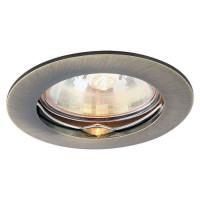 Встраиваемый светильник Arte Lamp Basic A2103PL-1AB