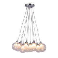 Подвесная светодиодная люстра Arte Lamp Pallone A3025SP-11CC