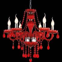 Подвесная люстра Arte Lamp Teatro A3964LM-6RD