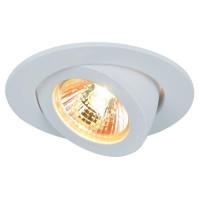 Встраиваемый светильник Arte Lamp Accento A4009PL-1WH