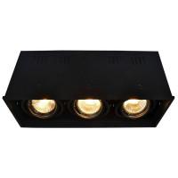 Потолочный светильник Arte Lamp Cardani A5942PL-3BK