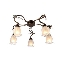 Потолочная люстра Arte Lamp 83 A7449PL-5BR