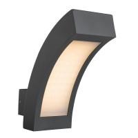 Уличный настенный светодиодный светильник Arte Lamp Accenno A8101AL-1GY