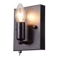 Бра Arte Lamp Bastiglia A8811AP-1BK