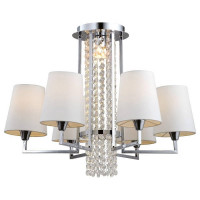Люстра на штанге Arte Lamp Padova A9490PL-6-1CC