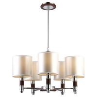 Подвесная люстра Arte Lamp Circolo A9519LM-5BR