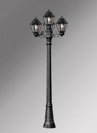 Уличный фонарь Fumagalli Gigi Bisso/Anna E22.156.S31.AXE27