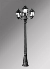 Уличный фонарь Fumagalli Gigi Bisso/Anna E22.156.S31.AYE27