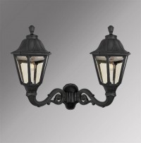 Уличный настенный светильник Fumagalli Eva/Noemi E35.181.000.AXE27