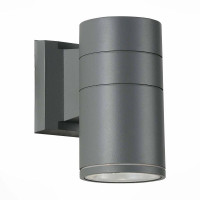 Уличный настенный светодиодный светильник ST Luce SL561.701.01