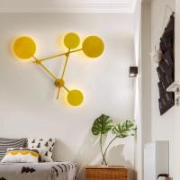 Настенный светодиодный светильник Inodesign Doct Yellow 100
