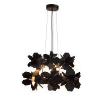 Подвесная люстра Inodesign Hydrangea Black 45.480