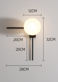 Настенный светильник Inodesign Linge 40.3212