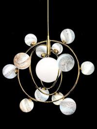 Люстра на штанге Inodesign Planet 40.2585